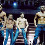 The cast of the hit movie Magic Mike