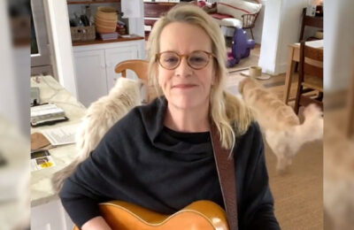 Mary Chapin Carpenter performs 'Songs from Home' during the pandemic