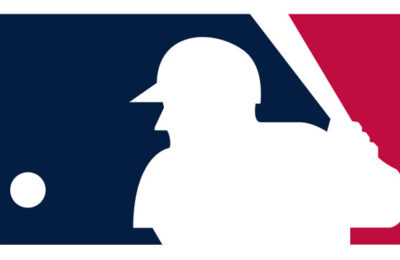 Logo for Major League Baseball