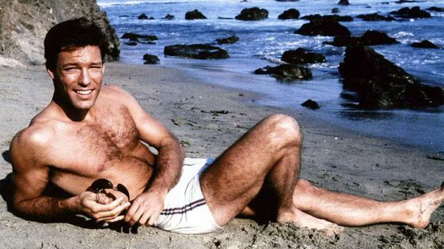 Film & TV star Richard Chamberlain
