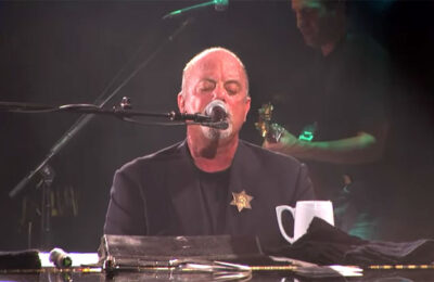 Billy Joel sings 'Summer Highland Falls'