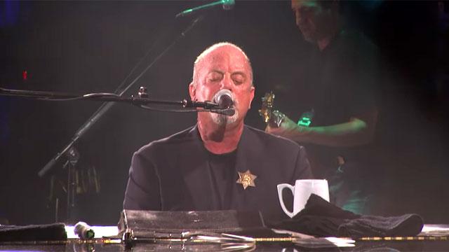 Billy Joel sings 'Summer Highland Falls'