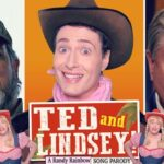 Randy Rainbow's latest song parody takes aim at Republican Sens. Ted Cruz and Lindsey Graham