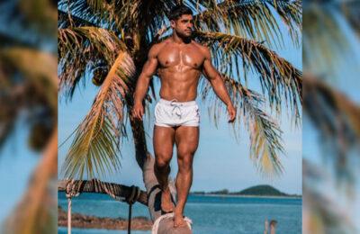 Dan Tai misses walks on the beach