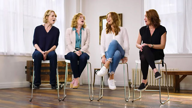 Four moms from the Broadway musical Dear Evan Hansen unite for this special rendition of 'Anyone Have A Map?'