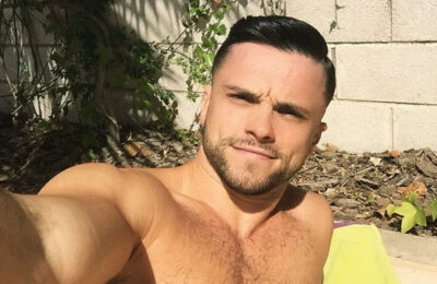 Guillermo Flores, dancer/choreographer and member of Drag Race Espana's Pit Crew