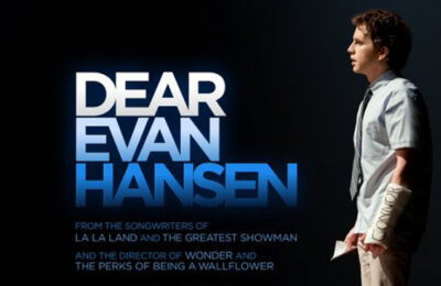 From the film adaptation of the Broadway musical 'Dear Evan Hansen'