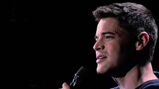 Broadway & TV star Jeremy Jordan