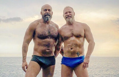 Sergio J. Matos and Jim Newman