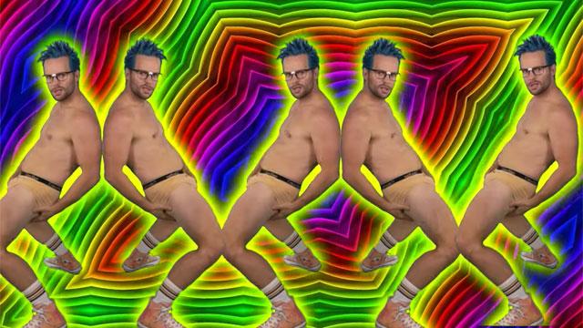 Tom Goss in 'Nerdy Bears: The Markaholic Remix'