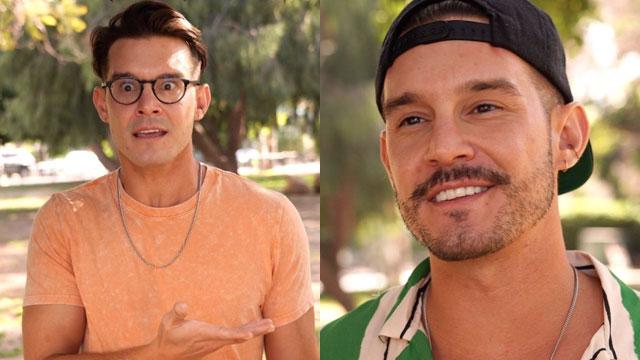 Michael Fariss plays twin roles in Michael Henry's new short film 'Twin F**ks'