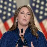 Republican Party Chairwoman Ronna McDaniel