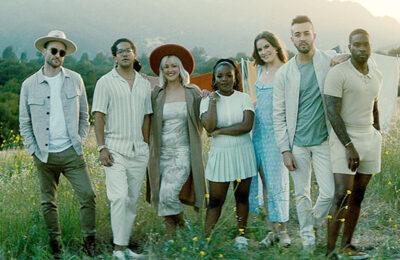 Disney Music Group's premier a cappella singing sensation featuring 7 world-class vocalists, DCappella.