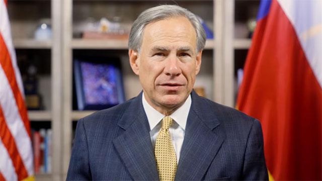 Texas Gov. Greg Abbott (screen capture)