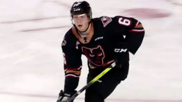 Luke Prokop, prospect for the Nashville Predators, came out as gay becoming the first out active hockey player in the NHL