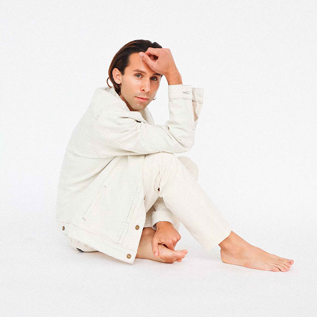 NIKO releases his latest summer single, 'Amore' (photo: McCall Olsen)