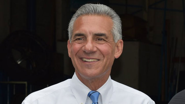 Republican candidate for New Jersey governor Jack Ciattarelli