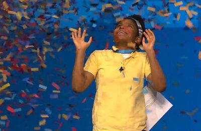 Zaila Avant-garde wins the 2021 Scripps National Spelling Bee