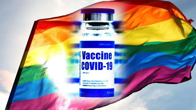 A new report shows LGBTQ Americans are leading the way through pandemic as 92% have been vaccinated