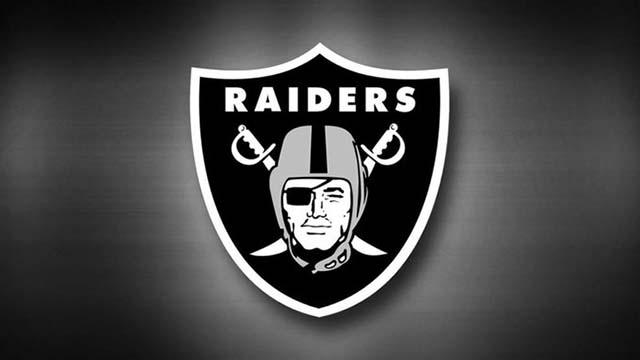 Logo for the Las Vegas Raiders