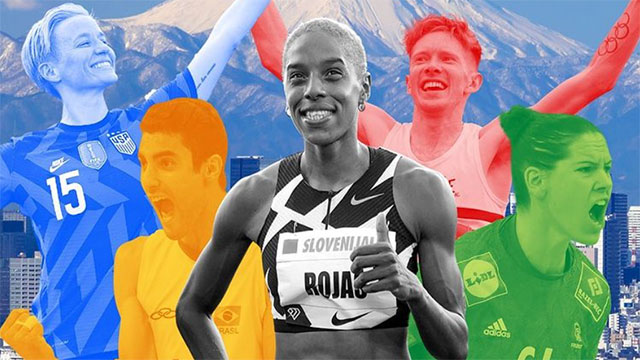 Outsports is following the progress of out LGBTQ athletes at the Tokyo Olympic Games