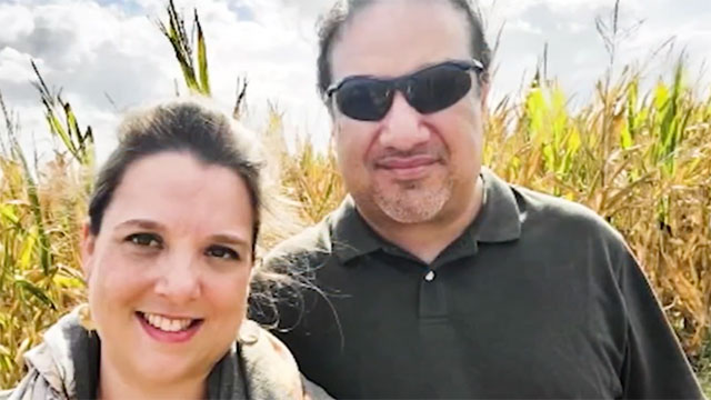Unvaccinated couple both die - Lydia and Lawrence Rodriguez both died of COVID-19 only two weeks apart.
