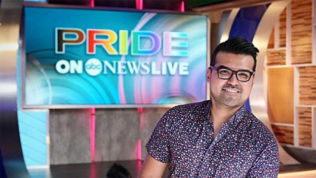 ABC News producer Tony Morrison