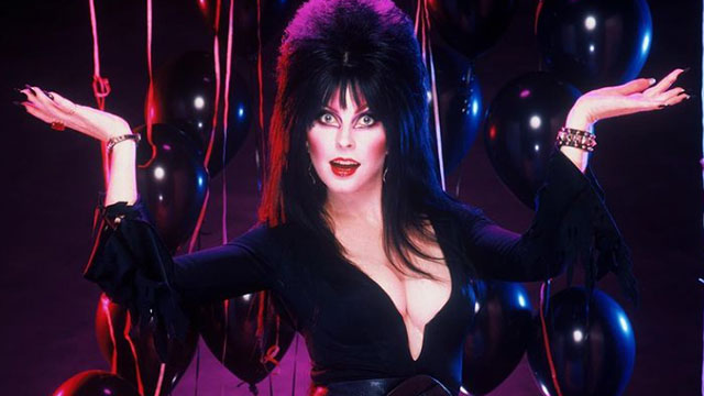 Elvira comes out in her new memoir