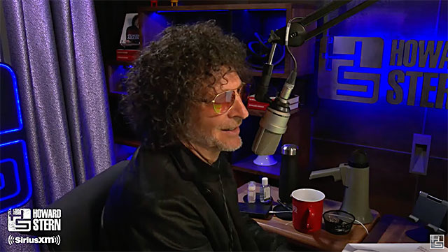 """Sirius XM radio host Howard Stern is done with anti-vaxxers: """"Fuck 'em. Fuck their freedom."""""""