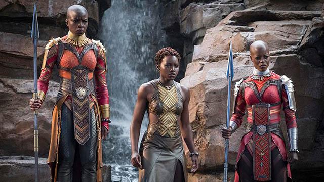 Black Panther still courtesy of Marvel Studios