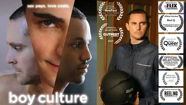 Check your local film festival for Boy Culture: The Series