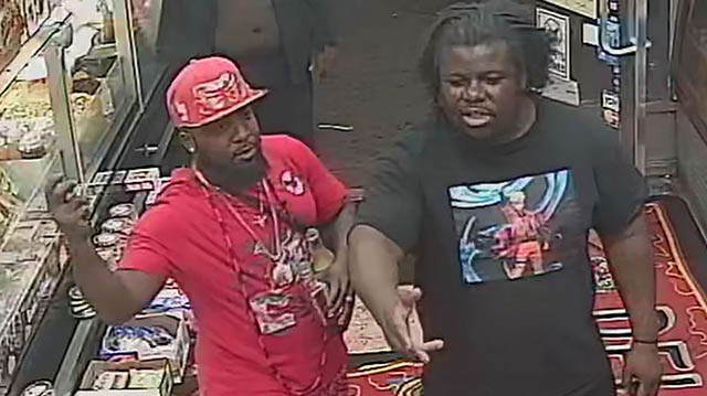 Cops released a surveillance image of the suspects Sunday and asked the public's help identifying them and tracking them down. (NYPD/DCPI)