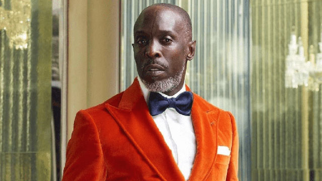 Michael Kenneth Williams of 'The Wire'