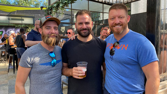 NYC's Urban Bear event came roaring back this year