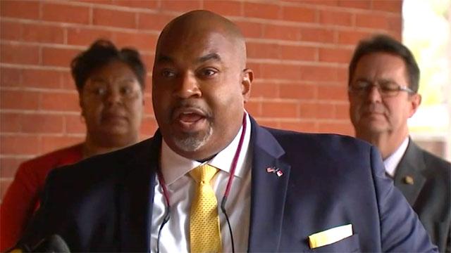 "Lt. Gov. Mark Robinson of North Carolina says his LGBTQ constituents are ""filth"""