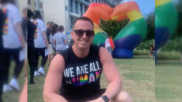 WWE referee Shawn Bennett came out on National Coming Out Day